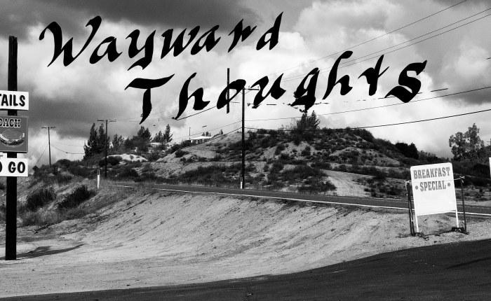 Wayward Thoughts