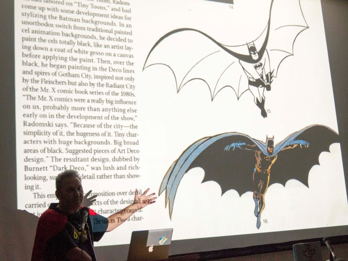 San Diego Comic Fest '17: 25th Anniversary of Batman: The Animated Series with ArlenSchumer
