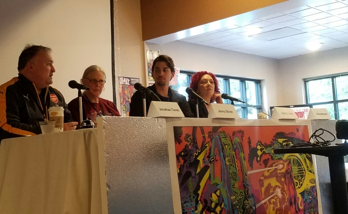 San Diego Comic Fest '17: Up and Early for Social Fandom for GeekProperties