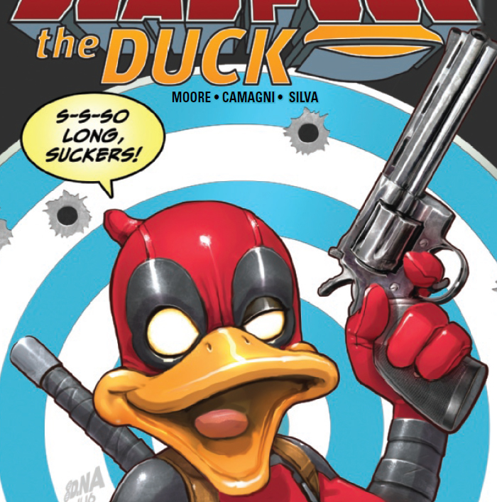 REVIEW: With Only 5 Issues, Is it Already the End for Deadpool the Duck?