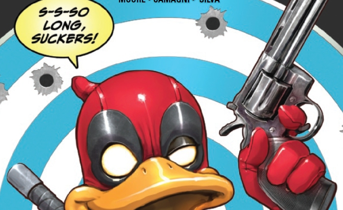 REVIEW: With Only 5 Issues, Is it Already the End for Deadpool theDuck?