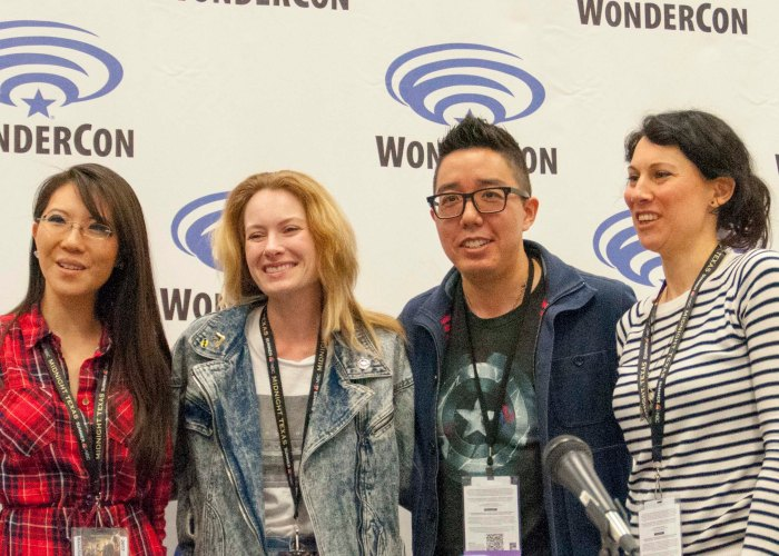 WonderCon '17: Industry Artists Give Insight on How to Draw for Action Scenes