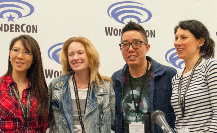 WonderCon '17: Industry Artists Give Insight on How to Draw for ActionScenes