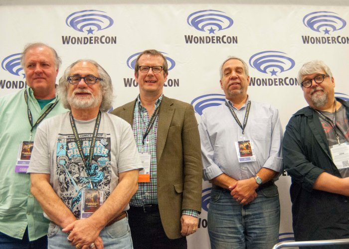 WonderCon '17: Mark Evanier and Steve Sherman Share Touching Memories of Jack Kirby