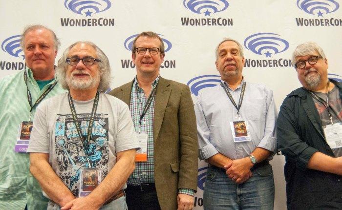 WonderCon '17: Mark Evanier and Steve Sherman Share Touching Memories of JackKirby