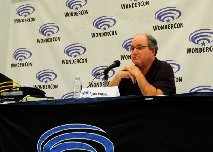 WonderCon '17: Annual End of Con Talk Back with John Rogers HitsRecord