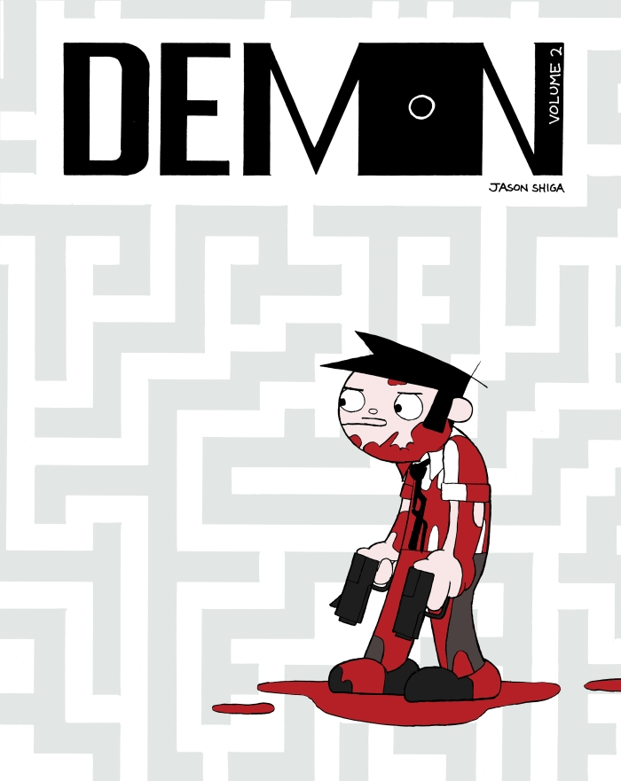 "INTERVIEW: NSFW and Spoilers – Eisner Nominated Jason Shiga Talks About ""Demon"""