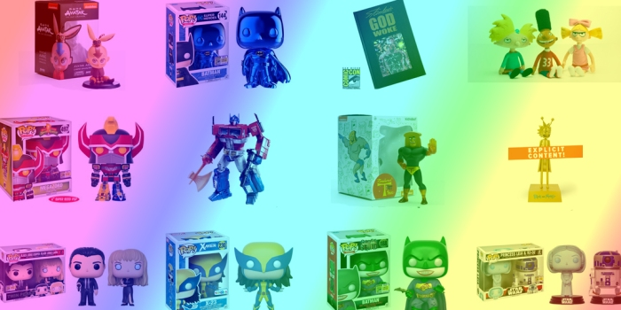 SDCC '17: This Year's Exclusive Collectibles and Merchandise to Watch Out For