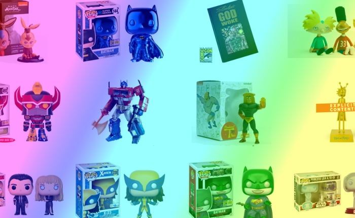 SDCC '17: This Year's Exclusive Collectibles and Merchandise to Watch OutFor