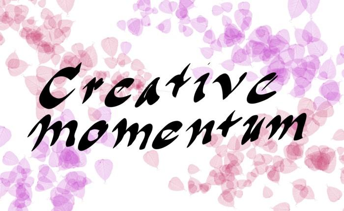 Creative Momentum